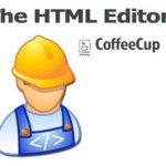 Download CoffeeCup HTML Editor 17.0 – Thiết kế Website
