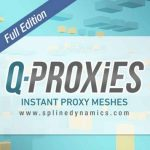 Download Q-Proxies v1.15 for 3ds Max