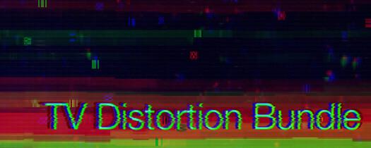 Download TV Distortion Bundle 2.6.0 for After Effects