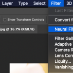 Download Photoshop 2021 Neural Filter – Bộ lọc thần kinh cho Photoshop
