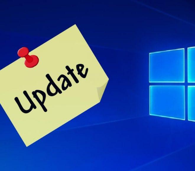 Cập nhật Windows 10 tháng 3 năm 2021 KB5000842 (20H2)