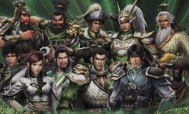 Tải Dynasty Warriors 8 Link Google Drive đã test 100%