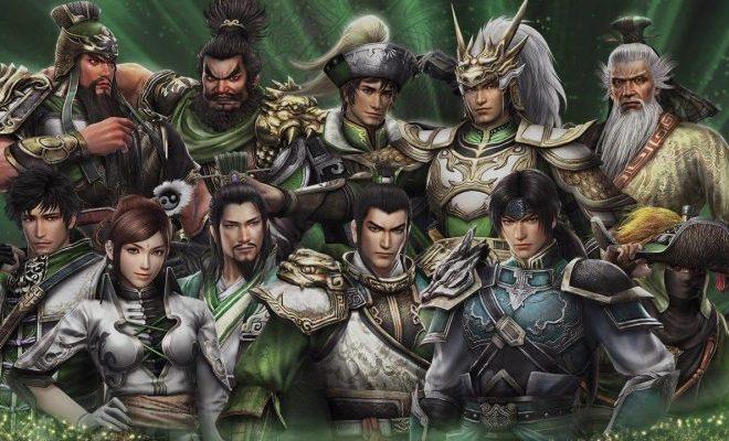 Tải Dynasty Warriors 8 Link Google Drive đã test 100%