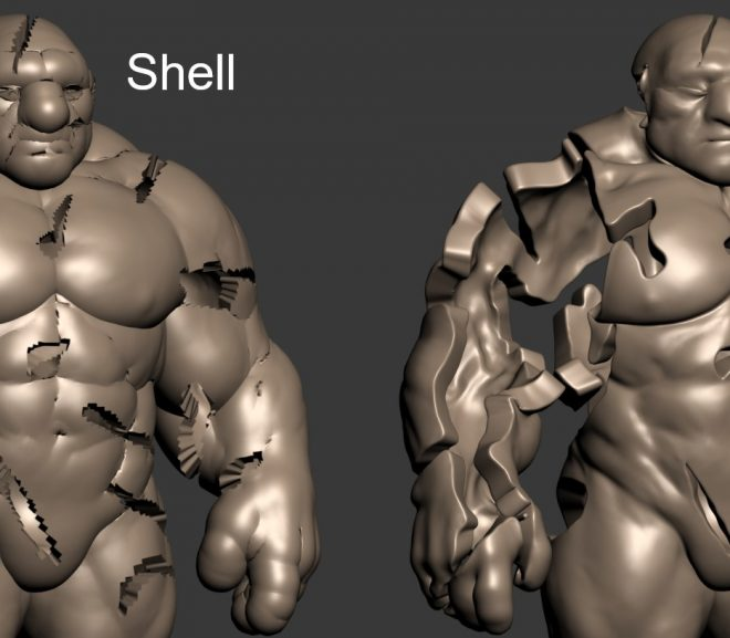 Download Shell Pro 1.0 for 3ds Max 2013-2022