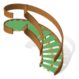 Download StairDesigner Pro-PP 7.12a – Phần mềm thiết kế cầu thang
