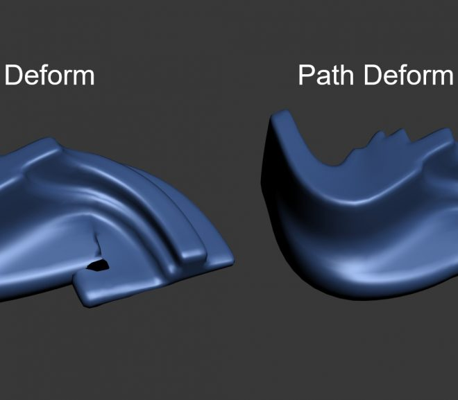 Download Path Deform Pro 1.0.1 for 3ds max 2013-2022
