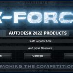 Download Xforce 2022 keygen – All Products key for Autodesk 2022