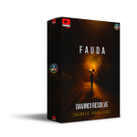 Paramount Motion – FAUDA DaVinci Resolve Transitions