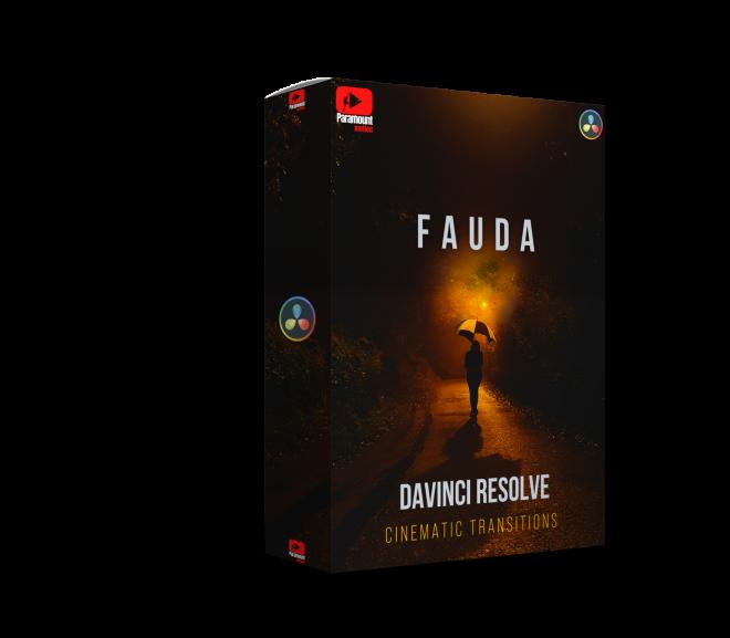 Paramount Motion – FAUDA DaVinci Resolve Transitions