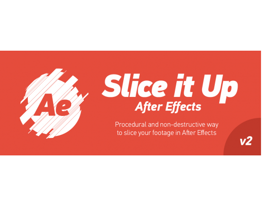 Download Slice it Up 2.1 for After Effects