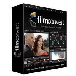 Download FilmConvert Nitrate 3.11 for After Effects / Premiere Pro