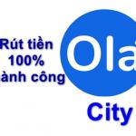 Hướng dẫn rút tiền từ Olacity về VNDC và bán lấy tiền VND