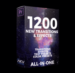 Download 1200+ Transitions & Effects For Premiere Pro