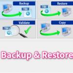 TeraByte Drive Image Backup & Restore Suite 3.46 – Sao lưu và phục hồi đĩa cứng
