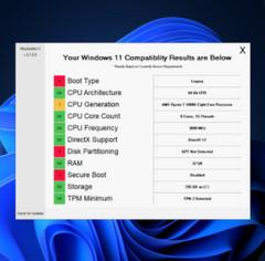 Cách Kiểm Tra Máy Tính Có Cài Được Windows 11 Hay Không bằng WhyNotWin11