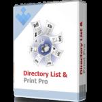 Directory List & Print Pro 4.16 – Liệt kê và in nội dung thư mục