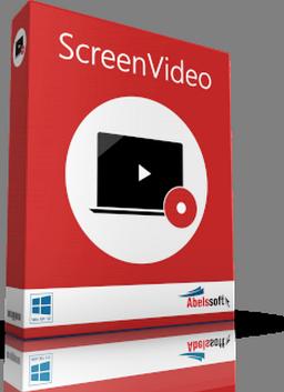 Abelssoft ScreenVideo 2021 – Quay chụp màn hình máy tính