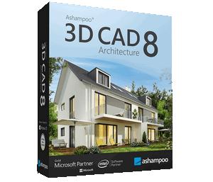 Ashampoo 3D CAD Professional 8.0 – Phần mềm kiến trúc 3D