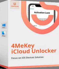 Download Tenorshare 4MeKey 3.0.2.9 – Mở khóa thiết bị IOS, iPhone