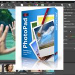 NCH PhotoPad Image Editor Professional 7.55 – Chỉnh sửa ảnh