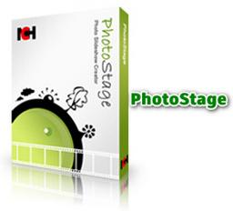 NCH PhotoStage Professional 8.61 – Tạo trình chiếu