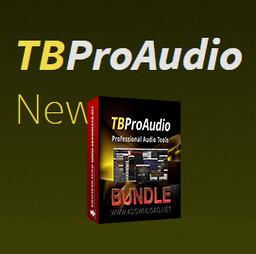 TBProAudio Bundle 2021.9 – Bộ công cụ âm thanh chuyên nghiệp