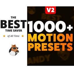 Motion Presets for Animation Composer v2.1