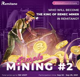 Hot! đào coin RENEC miễn phí, không tốn thời gian