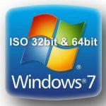 Download Windows 7 32bit & 64bit 34in1 ISO OEM – Google drive | One Drive