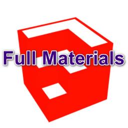 Tổng hợp các thư viện vật liệu cho SketchUp mới nhất