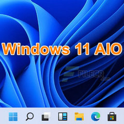 Download Windows 11 AIO 14in1 21H2 Pre-activated Non-TPM – Link tải Google drive